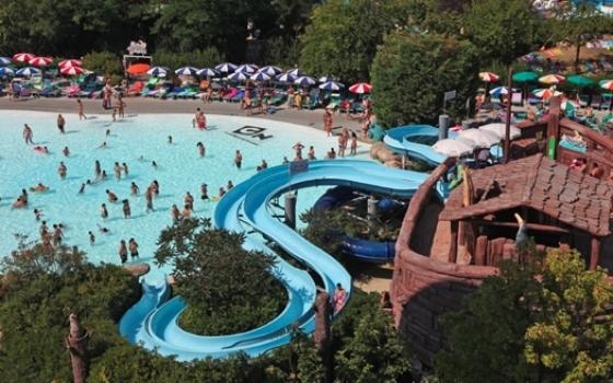 Nuotare in piscina in emilia romagna - Piscina di riccione ...