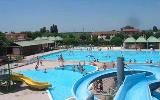 Centro natatorio buozzi melzo - Piscina comunale di ala ...