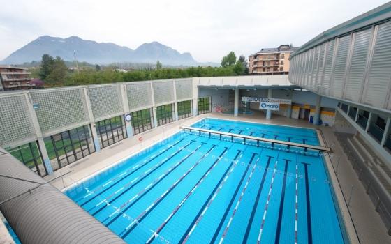Nuotare In Piscina In Provincia Di Avellino