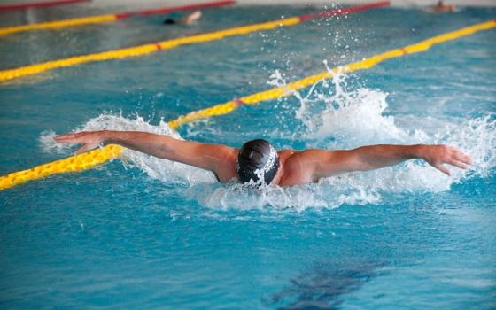 Nuotare In Piscina In Campania