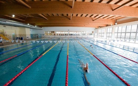 Piscina centro sportivo portici portici for Centro sportivo le piscine