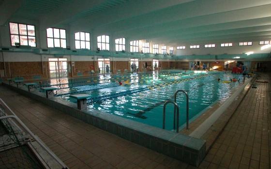 piscina de marchi - milano