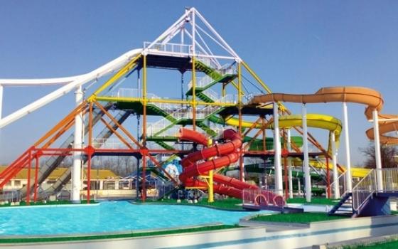 Parco acquatico gardaland waterpark milano - Piscina acquatica park ...