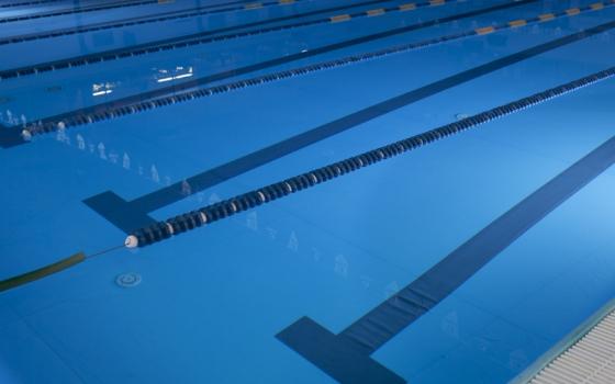 Piscina centro sportivo baldoni loreto for Centro sportivo le piscine
