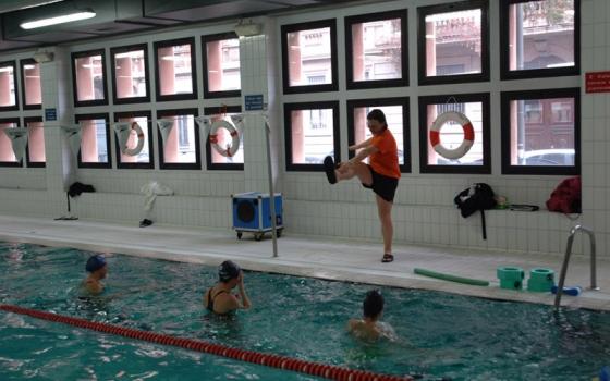 Piscina centro sportivo san carlo milano - Piscina trezzano sul naviglio nuoto libero ...