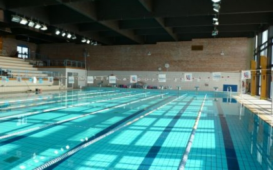 Piscina Sant Alvise Venezia.Nuotare In Piscina A Venezia