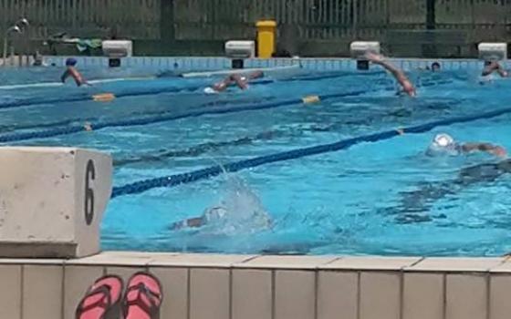 piscina comunale di lampugnano milano