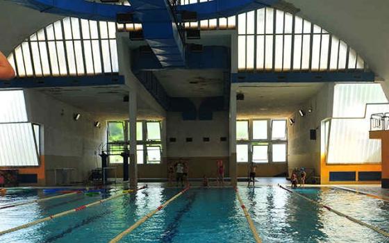 piscina comunale paganelli