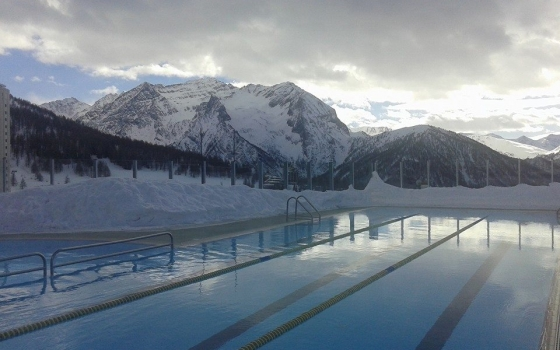 Piscina Comunale Sestriere - Sestriere (TO)