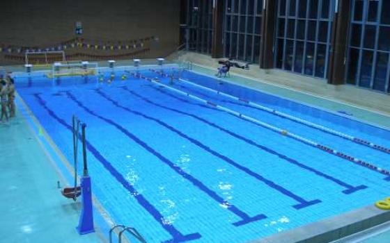 Nuotare In Piscina In Provincia Di Torino