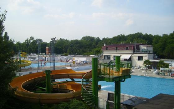 piscine al gabbiano limbiateForPiscina Limbiate