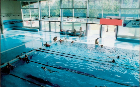 piscina suzzani milanoForPiscina Suzzani
